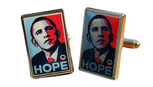 Barack Obama Cufflinks