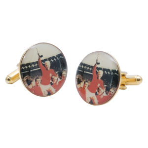 Bobby Moore 1966 England World Cup Triumph Cufflinks