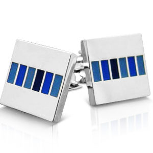 Picture of Twelve Bar Blues Cufflinks