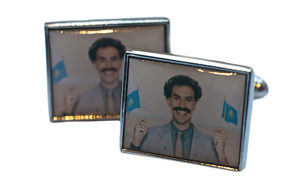 Borat Cufflinks